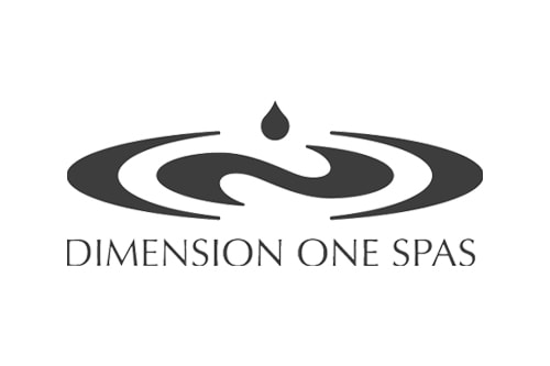 Dimension One Spas logo