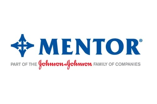 mentor by johnson and johnson logo