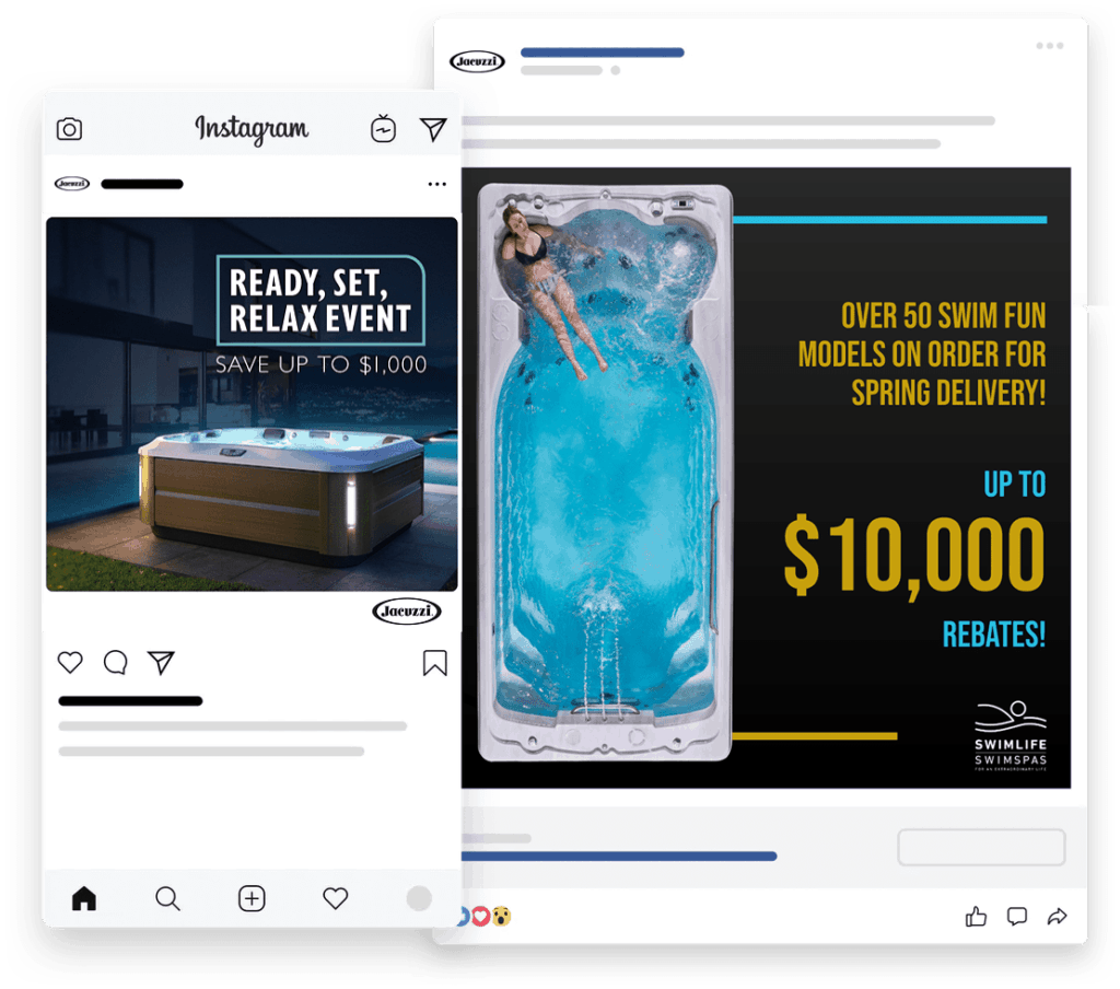 social ads by IMP Digital